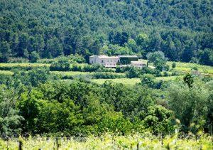 Camping Le Luberon : Chateau Saint Pons