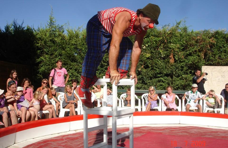 Camping Le Luberon : Cirque