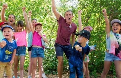 Camping Le Luberon : Club Enfant