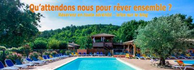 Camping Le Luberon : Couv News