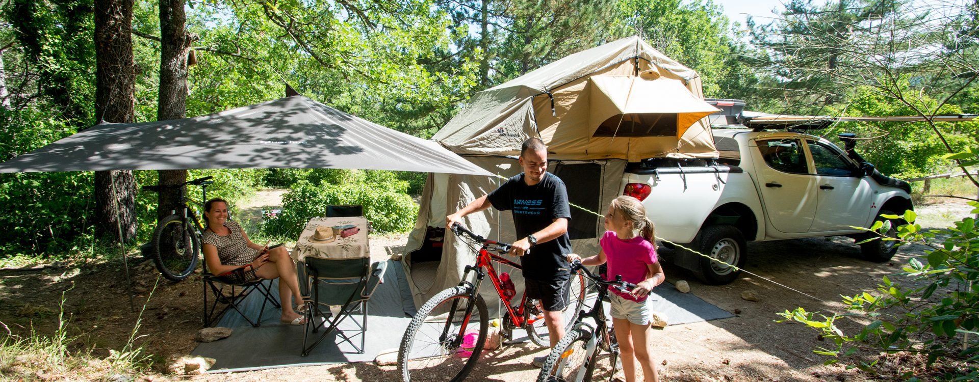 Camping Le Luberon : Diaporama Offres Spéciales
