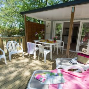 Camping Le Luberon : Gamme Confort +