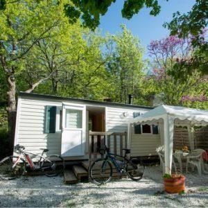 Camping Le Luberon : Gamme économique