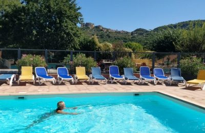 Camping Le Luberon : Laurence Grande Photo