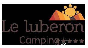 Camping Le Luberon : Logo Camping Leluberon