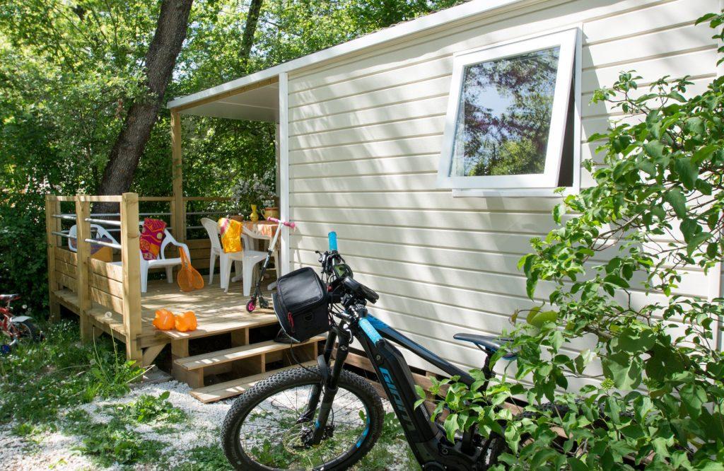 Camping Le Luberon :  Lub Premium