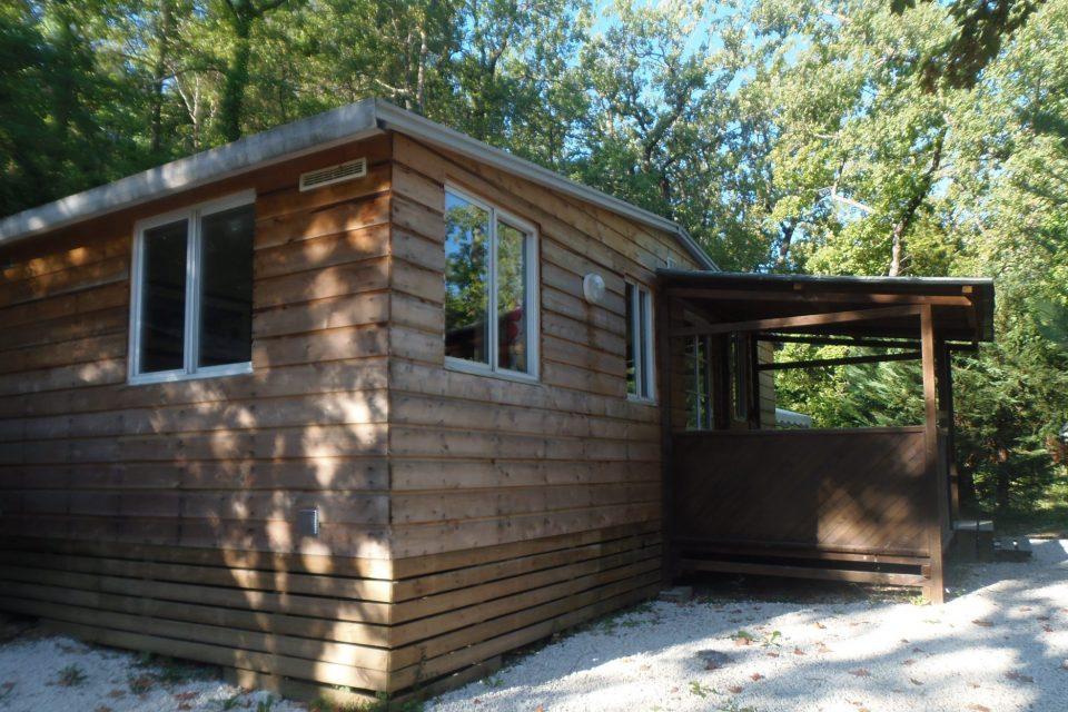 Camping Le Luberon : cottage Liberté