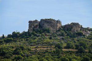 Camping Le Luberon : Rocher De Saignon