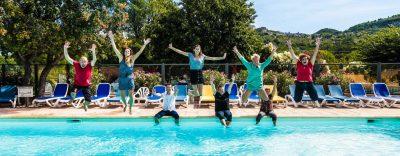Camping Le Luberon : Slide