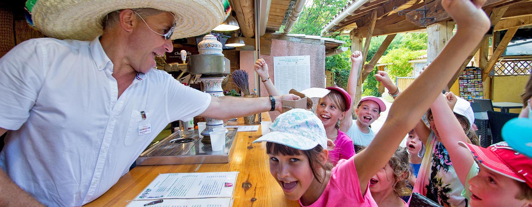 Camping Le Luberon : Activités