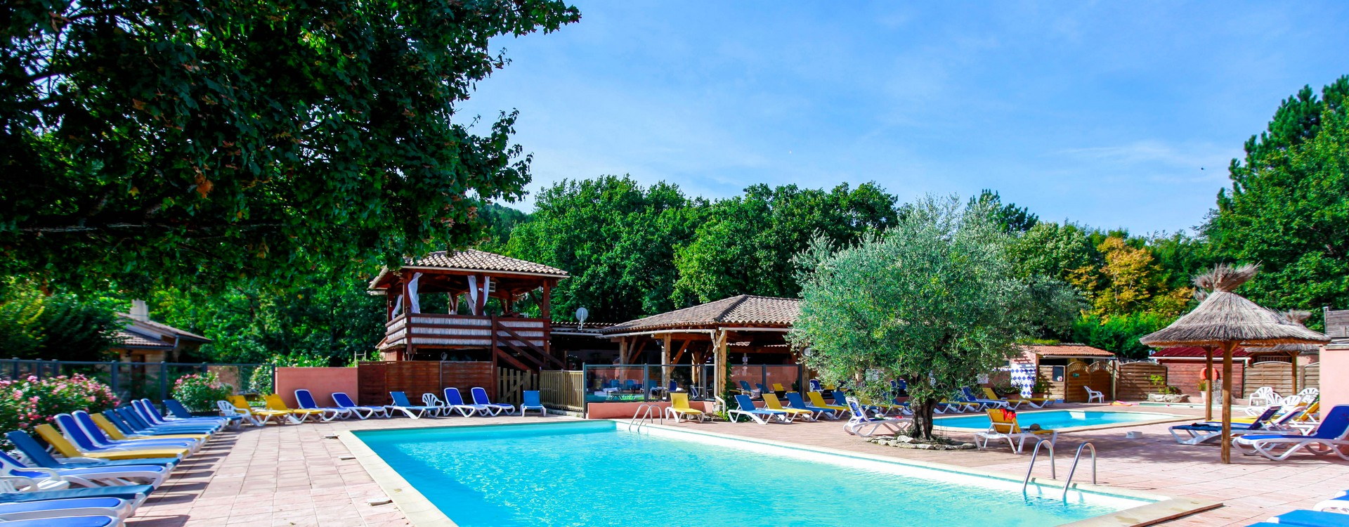 Camping Le Luberon : Slider
