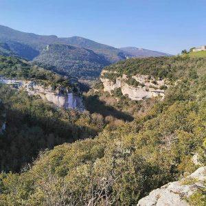 Camping Le Luberon : Vallon De L'aiguebrun