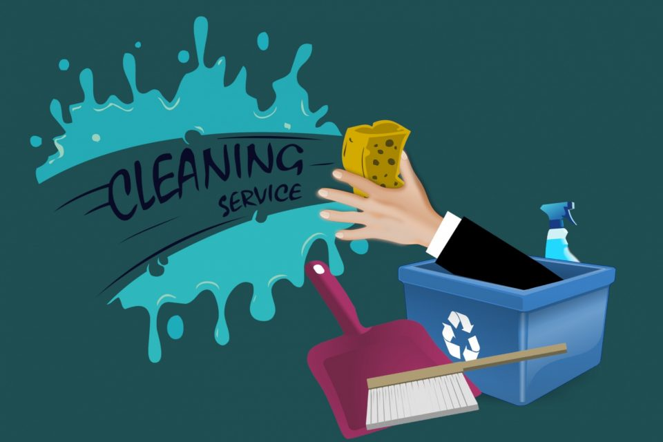 Camping Le Luberon : Cleaning Service